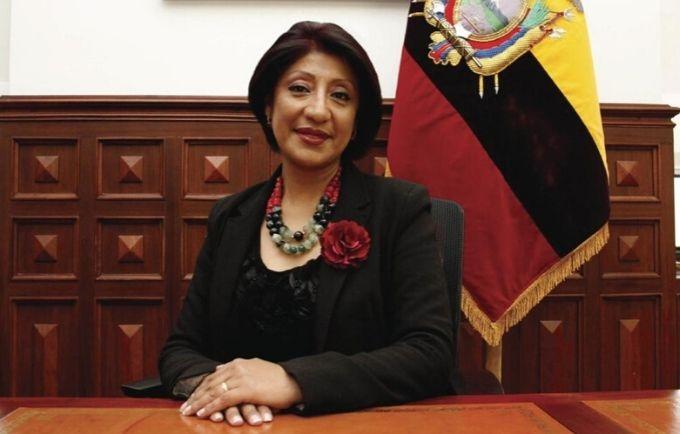 Mg. Cecilia Chacón Castillo, Secretaria de Derechos Humanos
