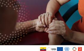 Spotlight fortalece la Gestión de casos de violencia basada en género en Ecuador