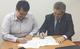 Firma de cooperación UNFPA - INEC